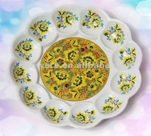 2012 Hot Porcelain Egg Plate