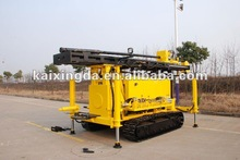 kw20 guaranteed quality water well drilling rig(2012 hot sale)