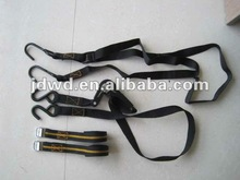 Ratch tie down cargo lashing strap 2012 new style