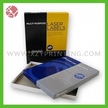 2012 newly design attractive man underweare paper packing/display paper boxes