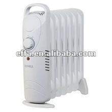 700W Portable Mini Oil Filled Electric Radiator Heater