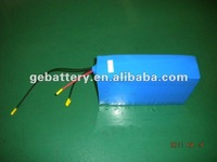 36V 10Ah LiFePO4 battery pack for electric bike