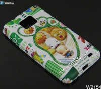 Cell Phone Case For Samsung Galaxy S2/Cover For Samsung Galaxy Sii i9100 case/Cartoon Printing Design