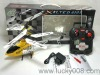 3ch rc metal helicopter light gyro