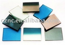 2mm-10mm colored float glass