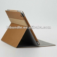 Magnetic Smart PU Leather Cover For ipad3