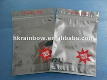 Customized Design Packing Bag with clear window