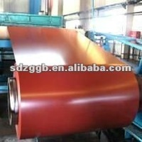 Prepainted Galvanized Steel Coils HOT! Color Coated Steel Coil PPGI Coil