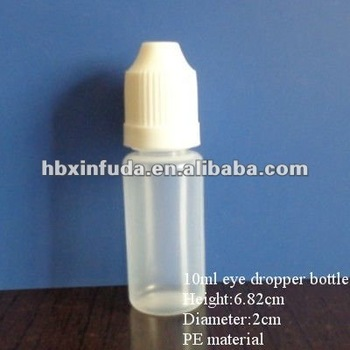 child proof eye dropper bottle