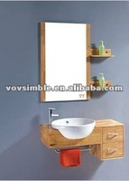 Elegant Bathroom Vanity,Modern Design Bar Cabinet,Washbasin Cabinet