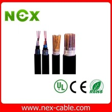 PVC insulated, PVC out sheath control cable