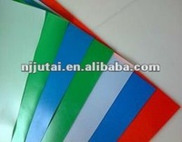 Non-Toxic colored Low coefficient of friction UPE 1000 board uhmw pe