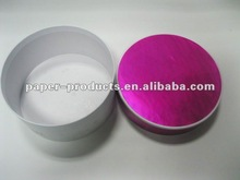 2012 hot sell custom cylinder cardboard box packaging made in China