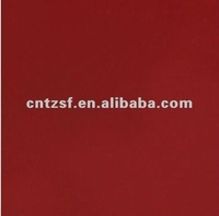 red transparent powder coating