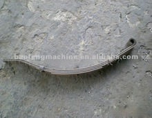parabolic auto/bus leaf springs