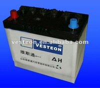 12v, 80ah Military quality dry charged car battery
