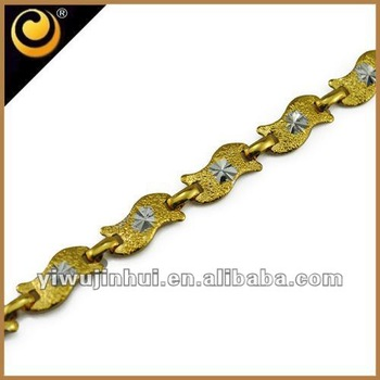 2012 Dubai gold jewelry gold chains jewellery designs catalogue earrings ring set
