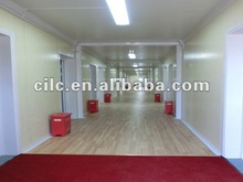 Professional LPCB certification manufacturer container office design