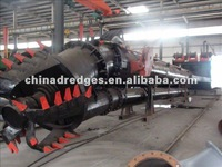 1600CBM Floating Cutter Suction Dredge