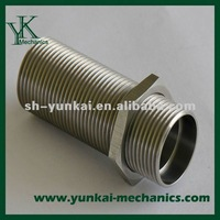 OEM Screw spare parts , CNC metal turning parts for power machinery
