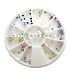 Yiwu suppliers to provide all kinds nail art,cosmetics favorable prices butterfly nail art cane