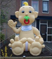 inflatable baby cartoon, inflatable advertising balloon Y3030