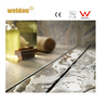 WELDON 2014 hot sale double drain board kitchen sinks