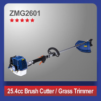 26cc heavy duty brush cutter robin grass cutter with CE , GS certificate