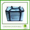 Hot sales clear lunch bag,lunch cooler bag with durable hard liner,thermo lunch bag