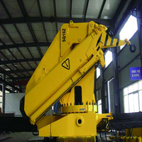 16 ton outdoor use and reliable performance small track crane