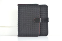 Cheap PU covers for iPad with straps