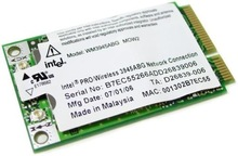802.11a/b/g mini-pci express <span class=keywords><strong>tarjeta</strong></span> <span class=keywords><strong>wifi</strong></span> portátil interna kc501 para dell