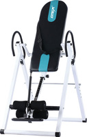 EMER Foldable Gravity Inversion Table 4 Back Therapy Fitness Exercise