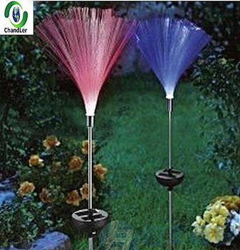 outdoor garden light decorative garden solar led light fence post lamp