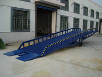 truck loading ramp CONTAINER LOADING RAMP mobile container ramp