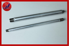 carbon steel CK45 hard chrome plated hardened linear machining shaft for high end motorcycle