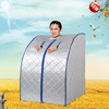2014 Best selling ANP-329TMF far infrared sauna therapy heat dry infrared sauna portable sauna shower combination