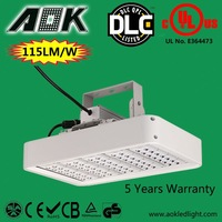 UL DLC TUV SAA 40-280W 5 Years Warranty Philips Chips and Meanwell Driver 150w cooper led high bay light