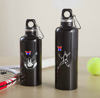 8oz Insulated SS vacumm flask full color printing
