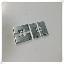 High quality cnc machining titanium parts / ti 6al4v sheet ASTM F136 for medical use