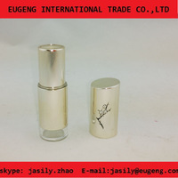 Clear cover lipstick tube