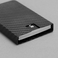 3K Carbon Fiber Business Card Case