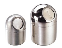 Mini desktop dustbin waste bin trash can