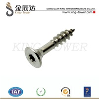 low price computer desk screws/desk tapping screws (with ISO and RoHs certification)