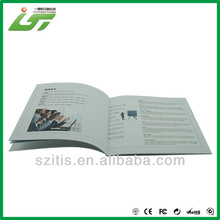 Custom beautiful printing good quality book stitcher
