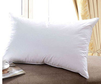 hotel and home top quality white goose down pillows