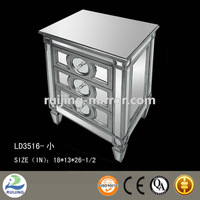 mirror glass wrapping paper cabinet