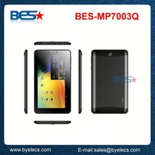 China 7 inch SIM card slot MTK8382 best tablets reviews