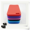 phone cover silicone case for apple iphone 5s with card purse