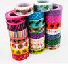 Supply New Design Paper Sticky Adhesive Sticker Decorative Washi Tape